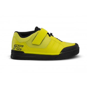 Ride Concepts Men's Transition MTB Shoes Lime/Black