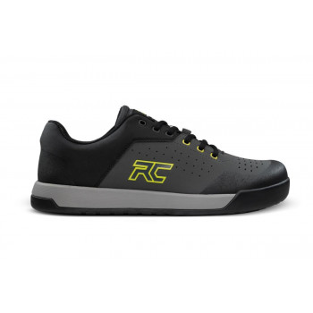 Ride Concepts Men's Hellion MTB Shoes Charcoal/Lime