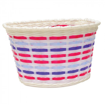 Oxford Junior Woven Plastic Baskets