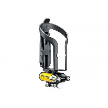 Topeak Ninja CO2 & Bottle Cage + Micro AirBooster