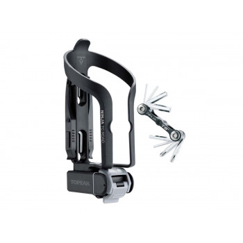 Topeak Ninja TC Road Bottle-Cage & Multi-Tool