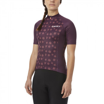 Giro Women's Chrono Sport Jersey Dusty Purple
