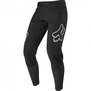 Fox Youth Defend MTB Pants Black