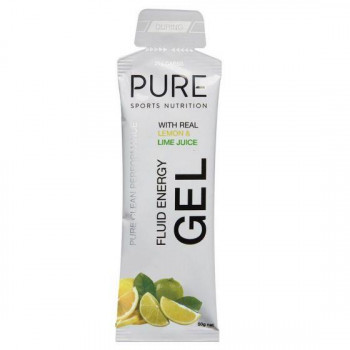 Pure Fluid Energy Gels 18x 50g Box