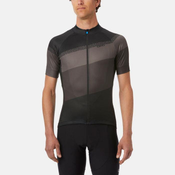 Giro Men's Chrono Sport Jersey Black/Charcoal