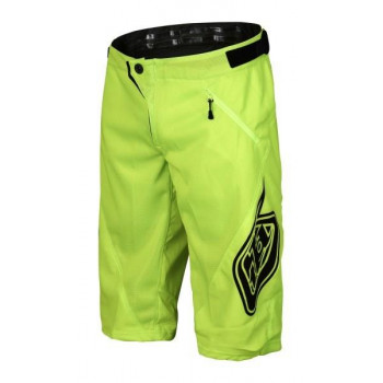 Troy Lee Designs Men's Sprint Shorts Flo Yellow