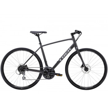 2021 Trek FX 2 Disc Bike Black