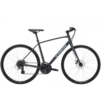2021 Trek FX 1 Disc Bike Grey