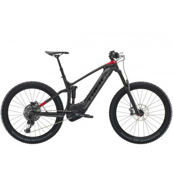 2020 Trek Powerfly LT 9.7 G2 Electric MTB Black/Red