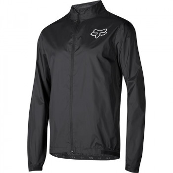 Fox Men's Attack MTB Wind Jacket Black