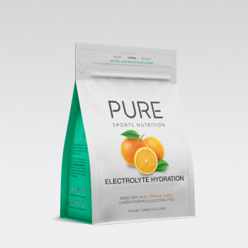 Pure Electrolyte Hydration Pouch 500g Orange