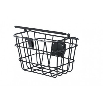 Basil Bremen Alloy BE/KF LED Basket