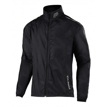 Troy Lee Designs Men's Crank Jacket Black
