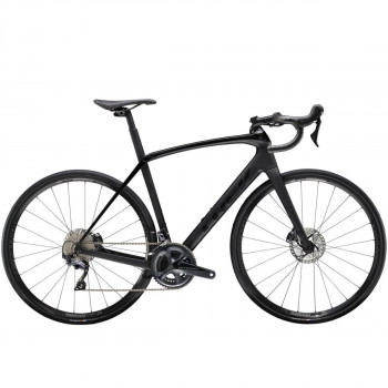 2021 Trek Domane SL 6 Road Bike Black