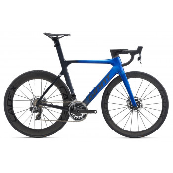 2020 Giant Propel Advanced SL 0 Disc Road Bike Electric Blue