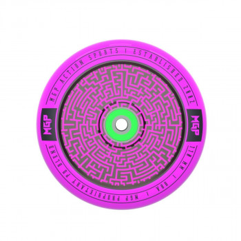 Madd Gear 110mm Corrupt Scooter Wheel Pink