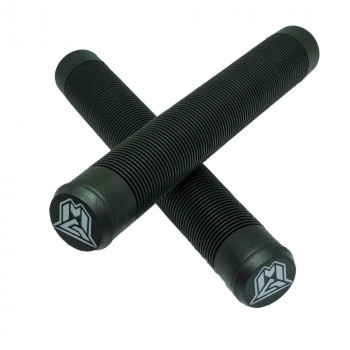 MGP MFX 180mm TPR Scooter Grips Black