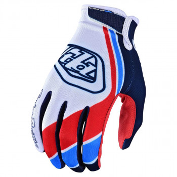 Troy Lee Designs Air Gloves Seca White / Dark Navy