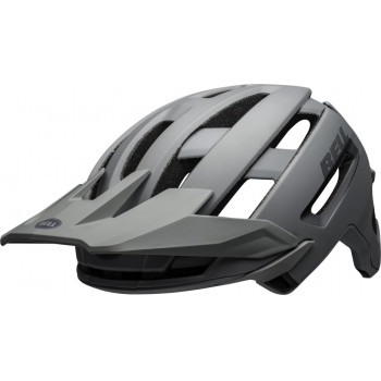 2020 Bell Super Air Spherical MIPS MTB Helmet Grey