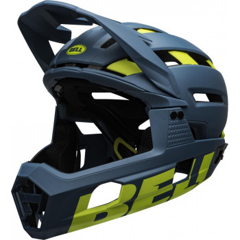 2020 Bell Super Air R Spherical MIPS Removable Chinbar MTB Helmet