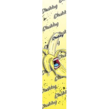 Chubby Banana Split Grip Tape