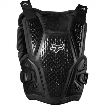Fox Raceframe Impact CE Body Armour Black