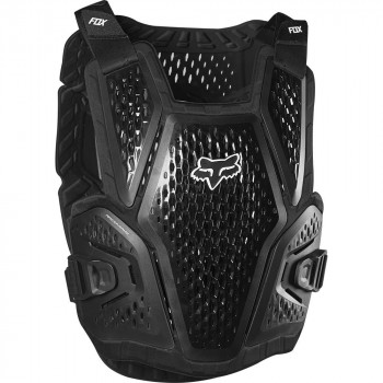 Fox Raceframe Roost Body Armour Black