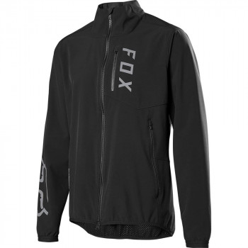 Fox Ranger Fire MTB Jacket Black