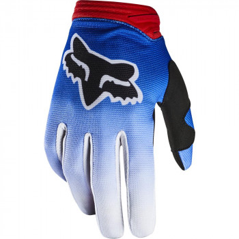 Fox Women's Dirtpaw FYCE Gloves  Blue/Red