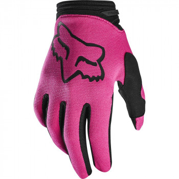 Fox Women's Dirtpaw Prix Gloves Pink