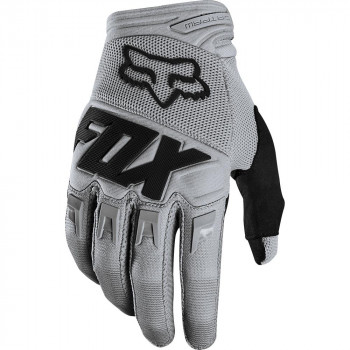 Fox Youth Dirtpaw Gloves Grey