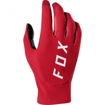 Fox Flexair Gloves Flame Red