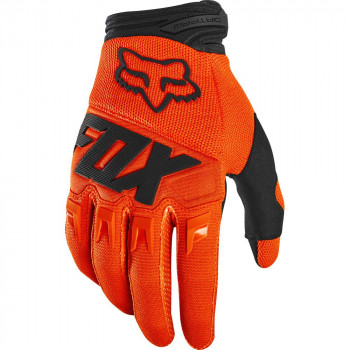 Fox Dirtpaw Gloves Fluro Orange