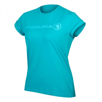Endura Women's One Clan Light Tee Pacific Blue