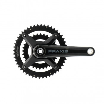 Praxis Zayante Carbon-S M30 DM Road Cranks
