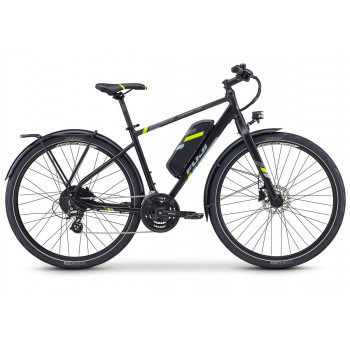 Fuji Conductor 2.1+ E-Bike Satin Black