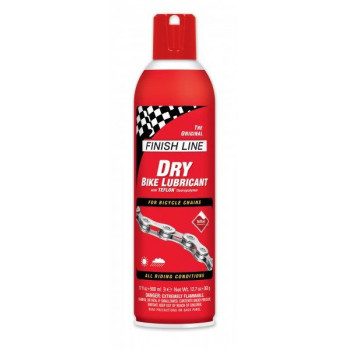 Finish Line Dry Teflon Plus Lube