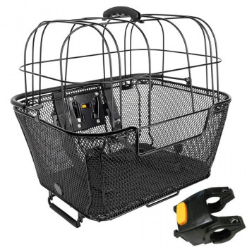Pet Basket for Carrier or Handlebar