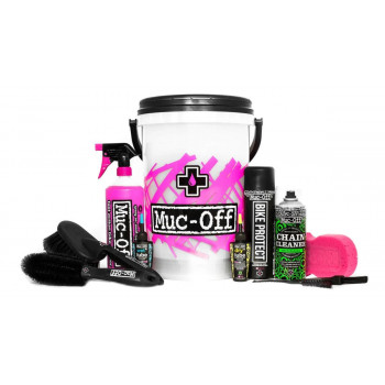 Muc-Off Dirt Bucket with Filth Filter Kit
