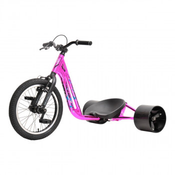 Triad Countermeasure 3 Drift Trike Electro Pink