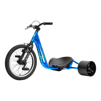 Triad Countermeasure 3 Drift Trike Electro Blue