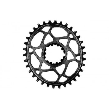 absoluteBlack SRAM Direct Mount Boost HG+ 12 Speed Oval Chainring