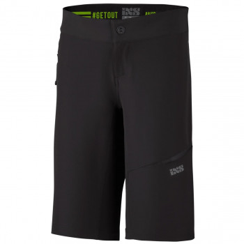 IXS Women's Carve Evo Shorts Black