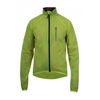 Funkier Men's Saronno Pro Light Rain Jacket Yellow