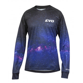 Evo Men's Milky No Way MTB LS Jersey