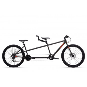 Polygon Impression AX Disc Grey Tandem Bike