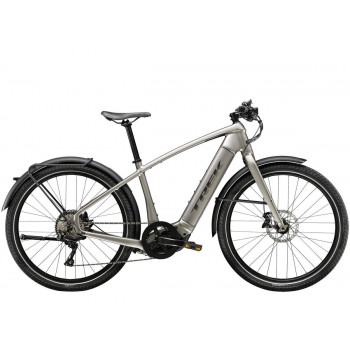 2021 Trek Allant+ 8S NZ Electric Bike Metallic Gunmetal