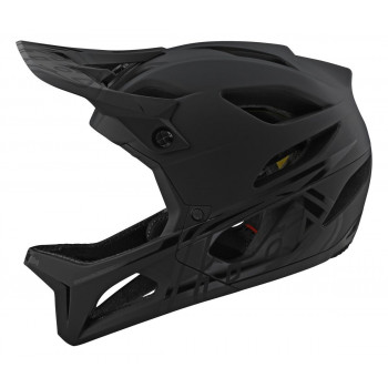 Troy Lee Designs Stage AS MIPS Helmet Stealth Midnight