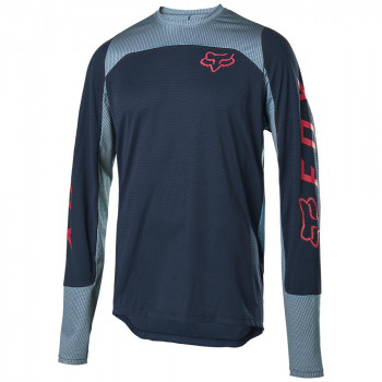 Fox Defend LS Fox Jersey Navy