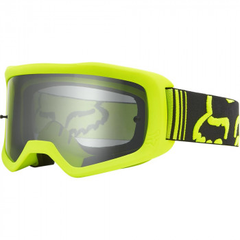 Fox Main II X Goggles Flo Yellow